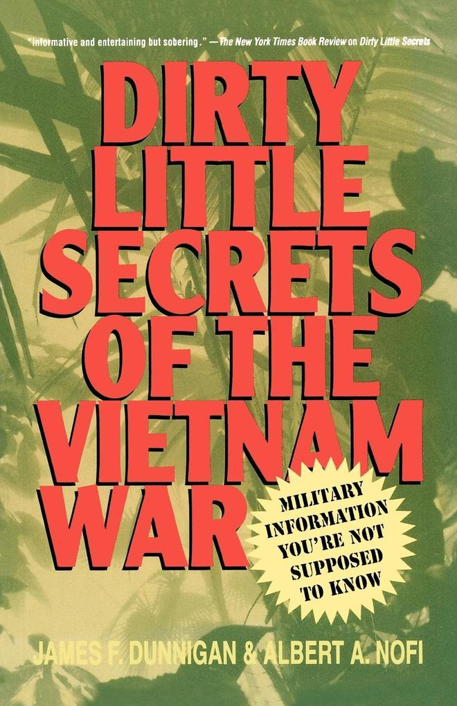 Dirty Little Secrets of the Vietnam War als Taschenbuch