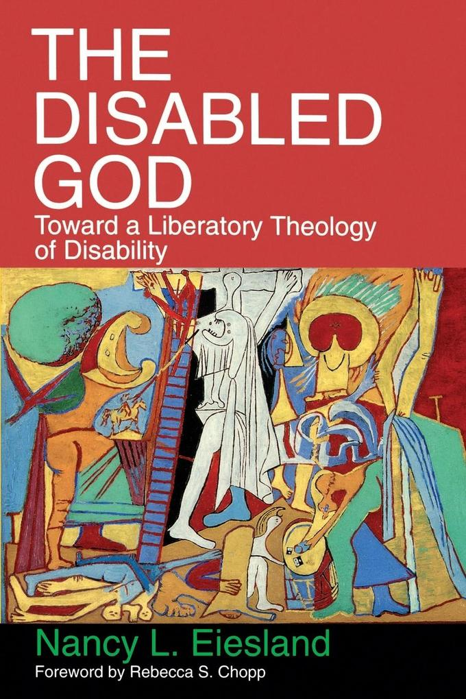 The Disabled God als Buch