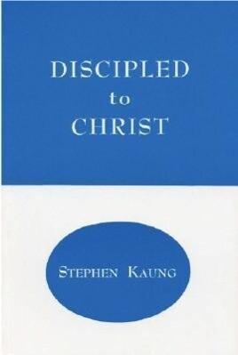 Discipled to Christ: als Taschenbuch