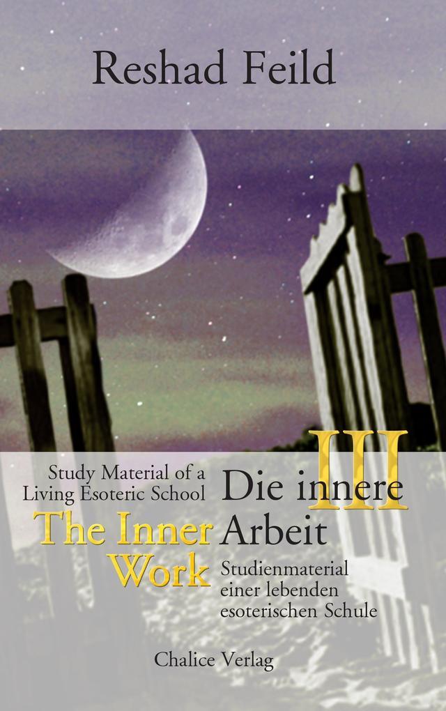 Die innere Arbeit III als Buch