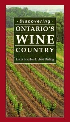 Discovering Ontario's Wine Country als Taschenbuch