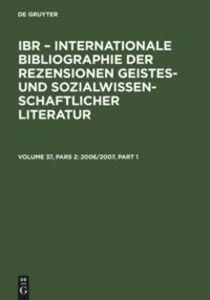2006/2007 als Buch von