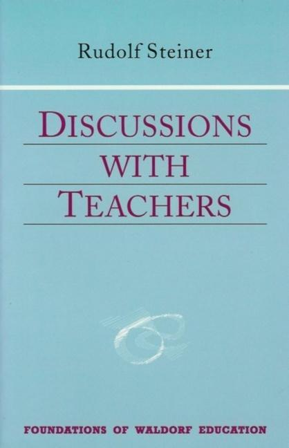 Discussions with Teachers als Taschenbuch
