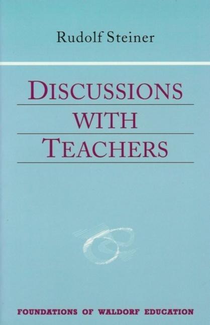 Discussions with Teachers als Taschenbuch