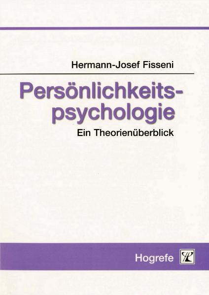 Persönlichkeitspsychologie als eBook Download v...
