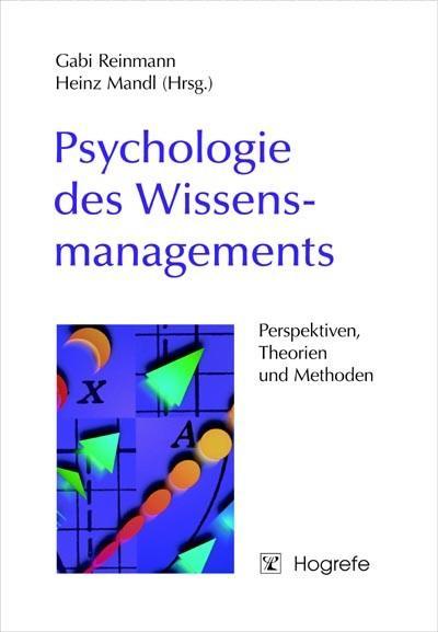 Psychologie des Wissensmanagements als eBook Download von Gabi Reinmann-Rothmeier, Heinz Mandl - Gabi Reinmann-Rothmeier, Heinz Mandl