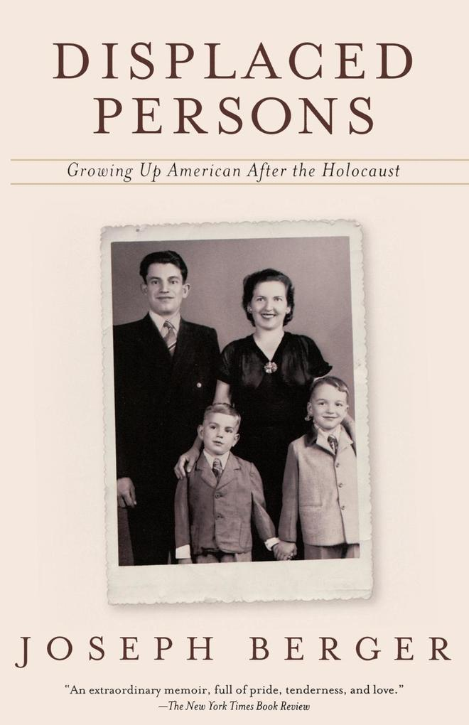 Displaced Persons als Buch