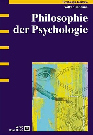 Philosophie der Psychologie als eBook Download ...
