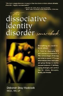 Dissociative Identity Disorder Sourcebook als Taschenbuch