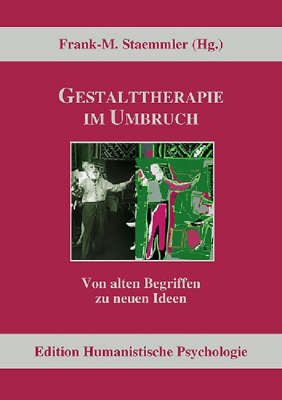 Gestalttherapie im Umbruch als eBook Download von