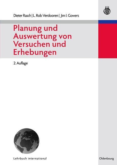 Planung und Auswertung von Versuchen und Erhebungen als eBook Download von Dieter Rasch, L. Rob Verdooren, Jim I. Gowers - Dieter Rasch, L. Rob Verdooren, Jim I. Gowers