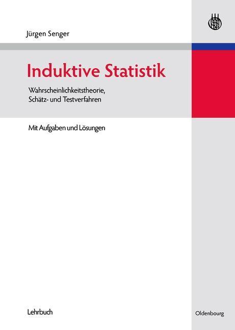 Induktive Statistik als eBook Download von Jürgen Senger - Jürgen Senger