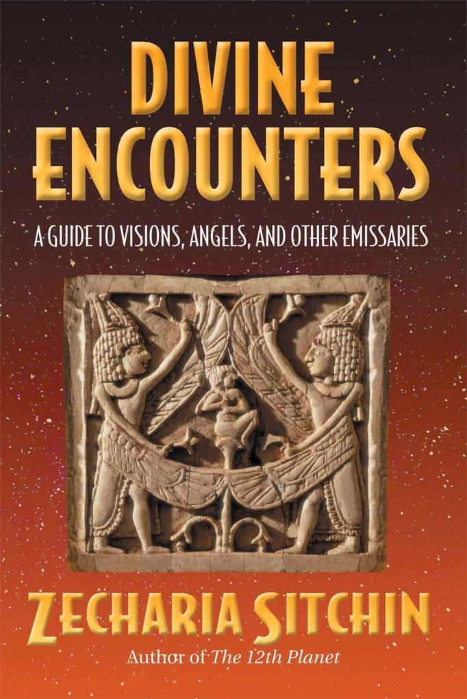 Divine Encounters als Buch