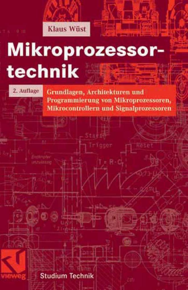 Mikroprozessortechnik als eBook Download von Kl...