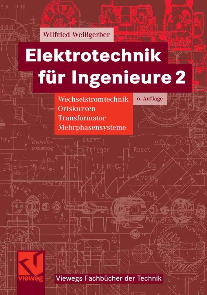 Elektrotechnik für Ingenieure 2 als eBook Downl...