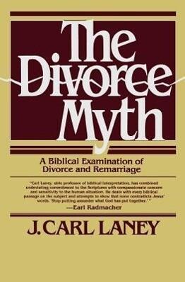 Divorce Myth als Taschenbuch