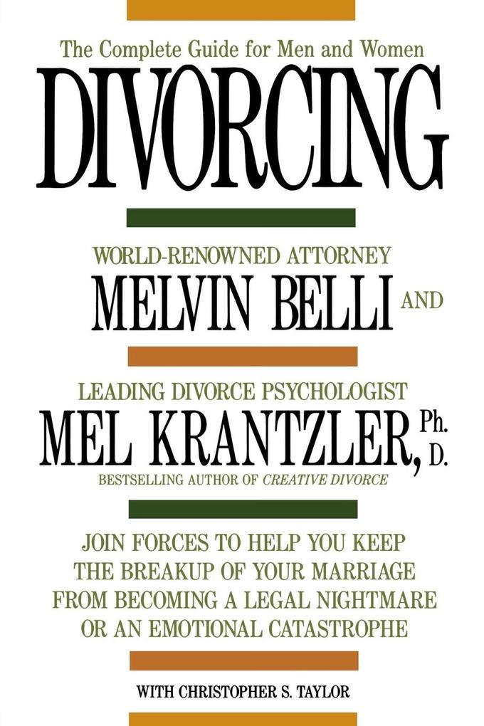 Divorcing als Taschenbuch