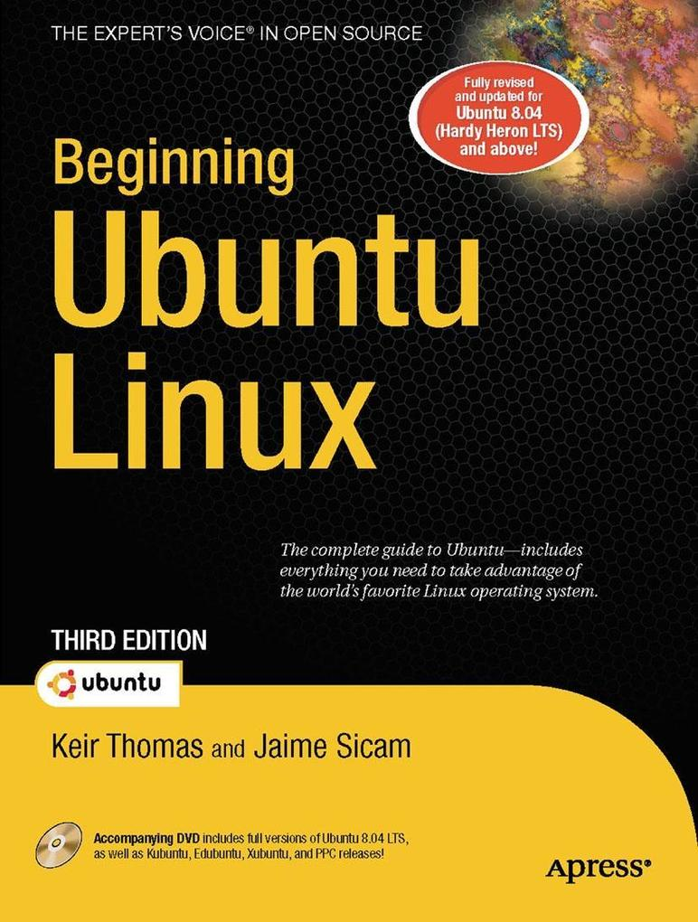 Beginning Ubuntu Linux als eBook Download von K...
