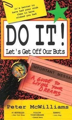 Do It! Let's Get Off Our Buts als Taschenbuch