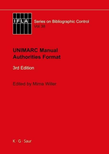 UNIMARC Manual als eBook Download von