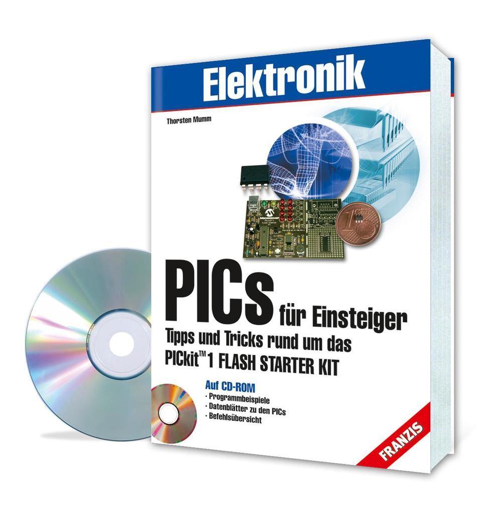 PICs für Einsteiger als eBook Download von Thor...