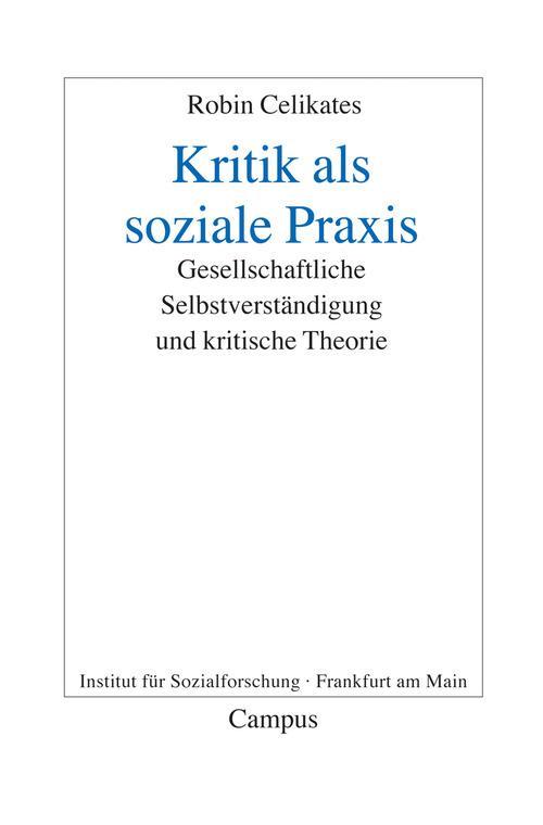 Kritik als soziale Praxis als eBook Download vo...