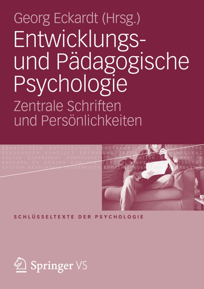 Entwicklungs- und Pädagogische Psychologie als ...