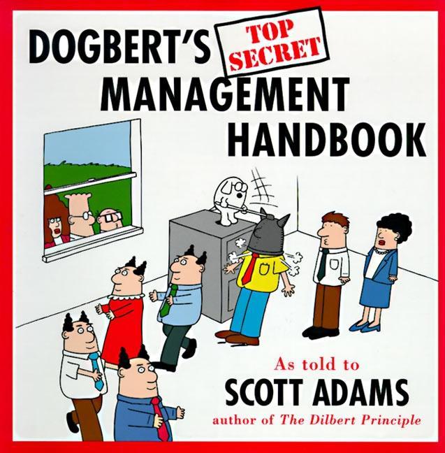 Dogbert's Top Secret Management Handbook als Taschenbuch