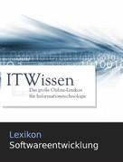 Lexikon Softwareentwicklung