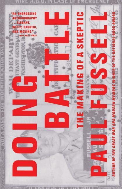 Doing Battle: The Making of a Skeptic als Taschenbuch