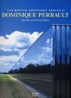 Dominique Perrault als Buch