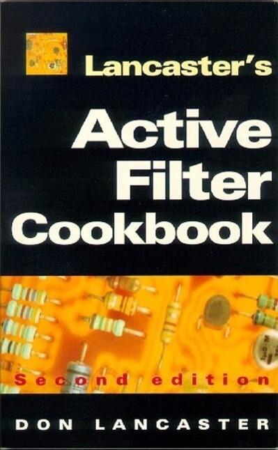 Active Filter Cookbook als Taschenbuch