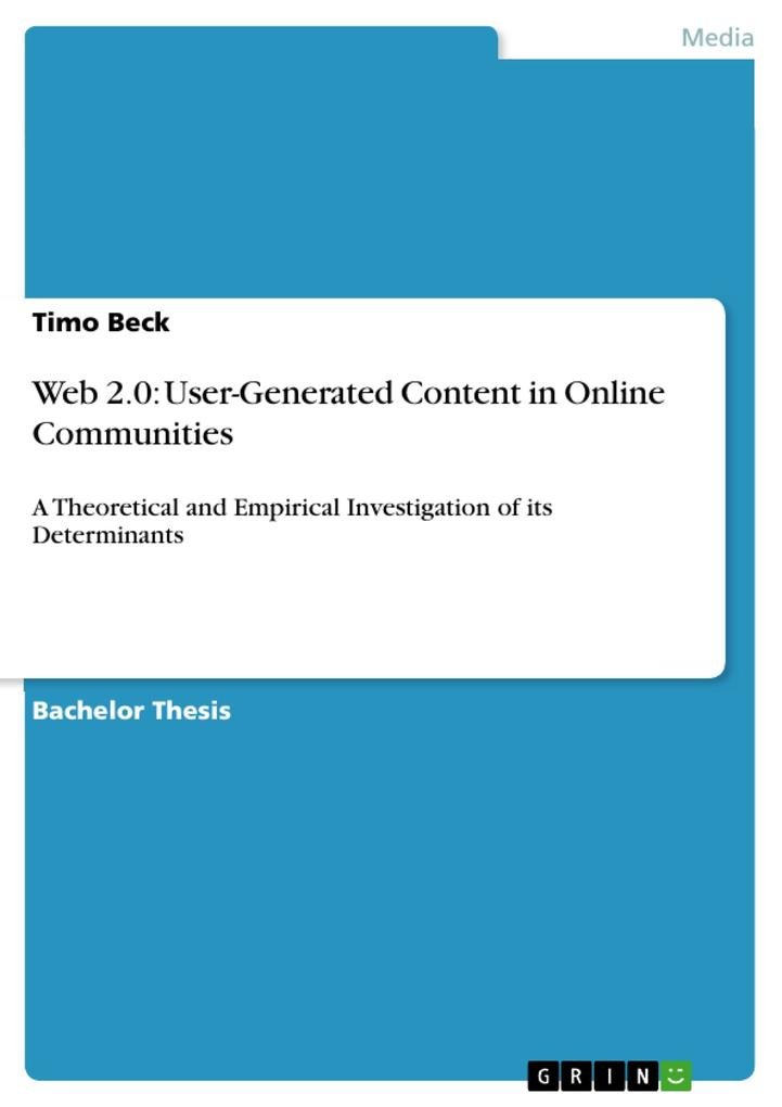 Web 2.0: User-Generated Content in Online Commu...