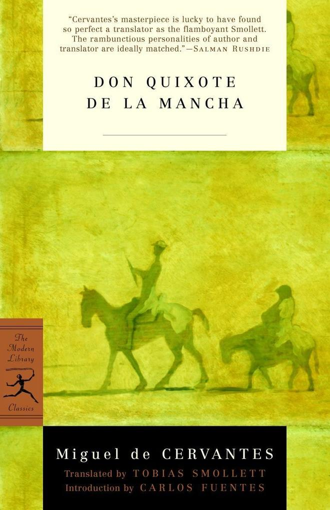 Mod Lib Don Quixote als Taschenbuch