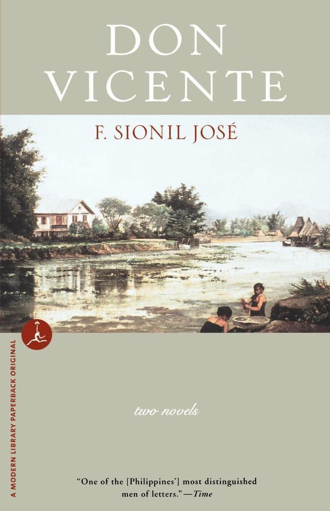 Don Vicente als Taschenbuch