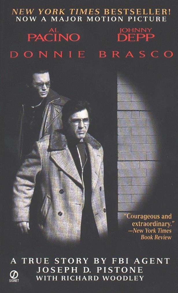 Donnie Brasco: Tie in Edition als Taschenbuch