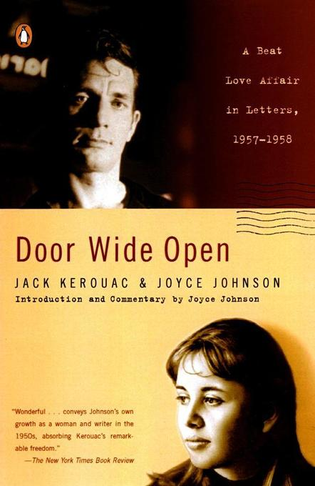 Door Wide Open: A Beat Love Affair in Letters, 1957-1958 als Taschenbuch
