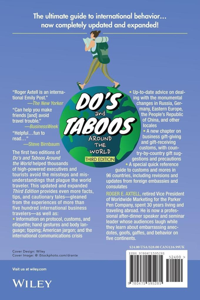 Do's and Taboos Around the World als Taschenbuch