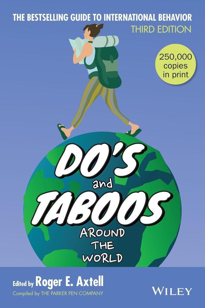 Do's and Taboos Around the World als Taschenbuch