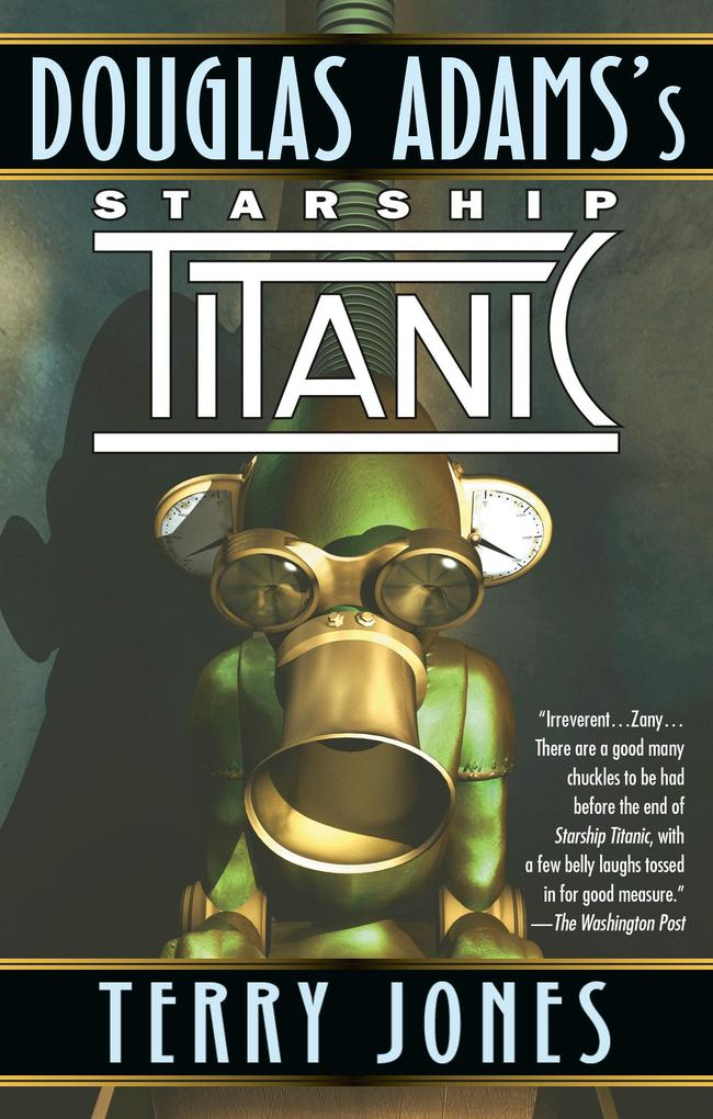 Douglas Adams's Starship Titanic als Taschenbuch