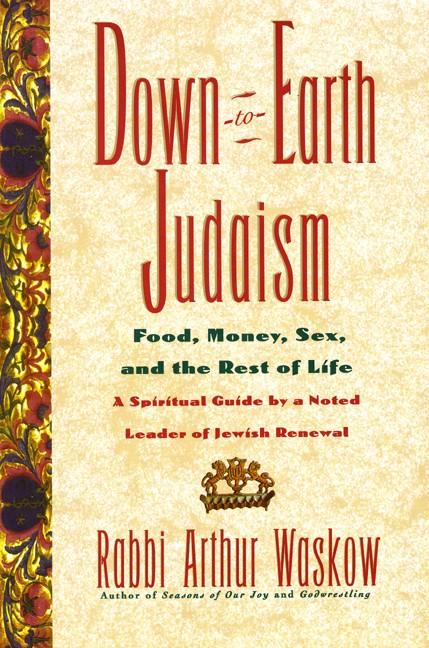 Down-To-Earth Judaism: Food, Money, Sex, and the Rest of Life als Taschenbuch