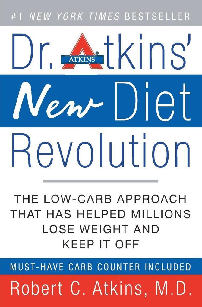 Dr. Atkins' New Diet Revolution als Taschenbuch