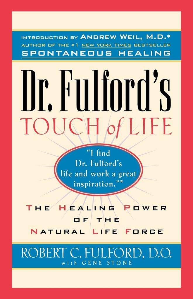 Dr. Fulford's Touch of Life als Buch