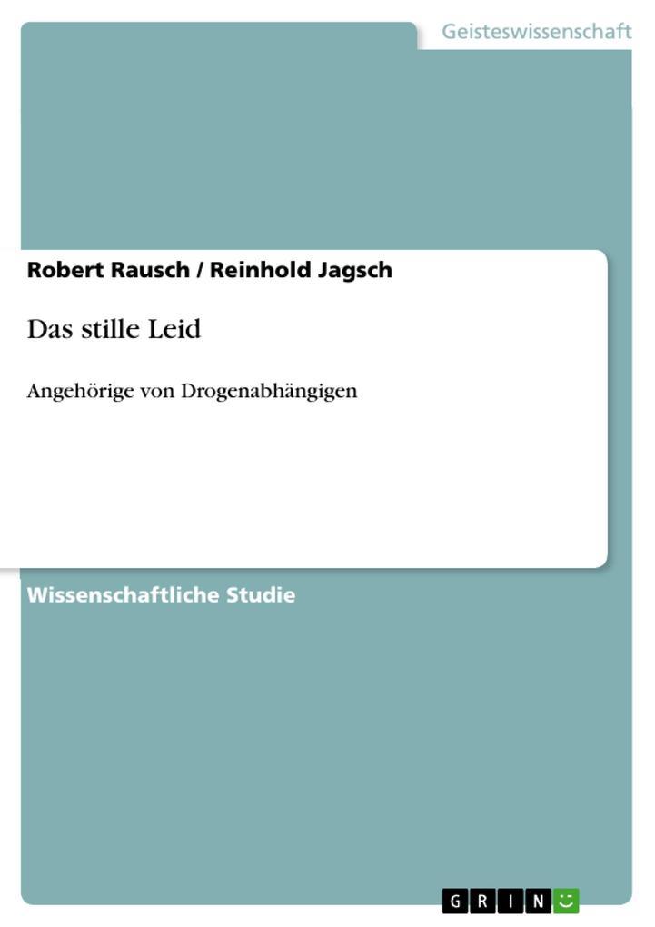 Das stille Leid als eBook Download von Robert R...