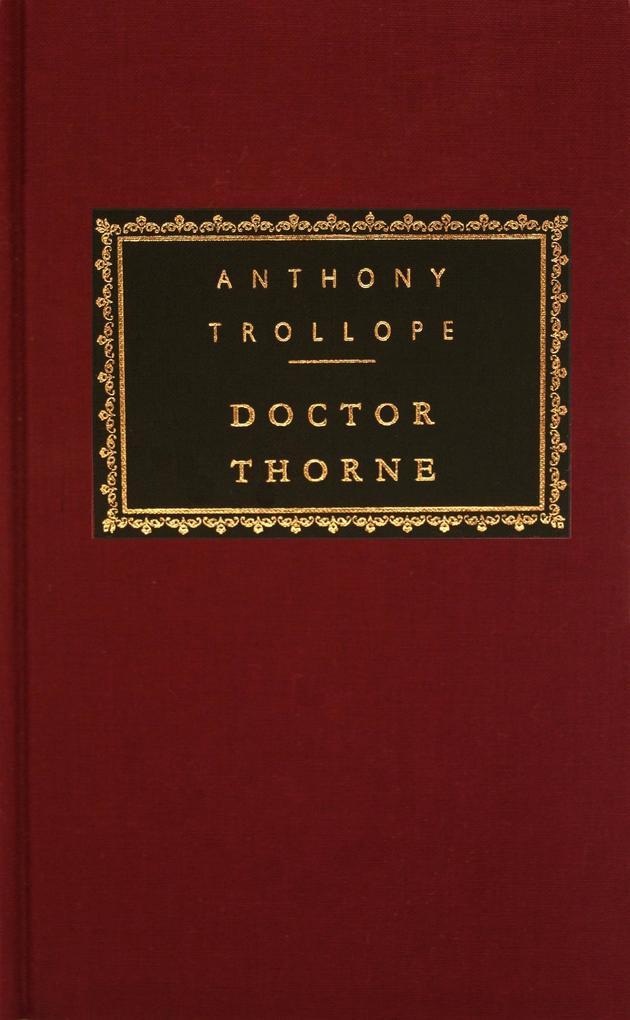 Doctor Thorne als Buch