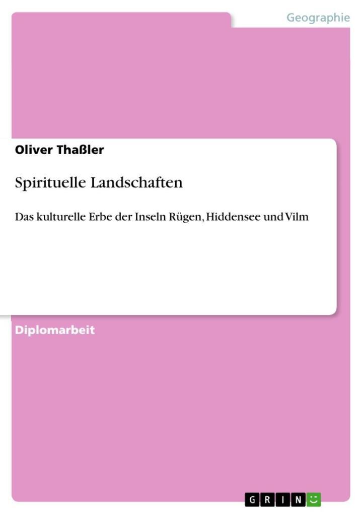 Spirituelle Landschaften als eBook Download von...