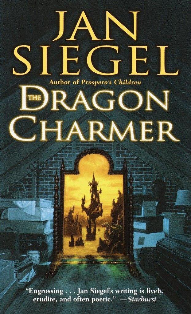 The Dragon Charmer als Taschenbuch
