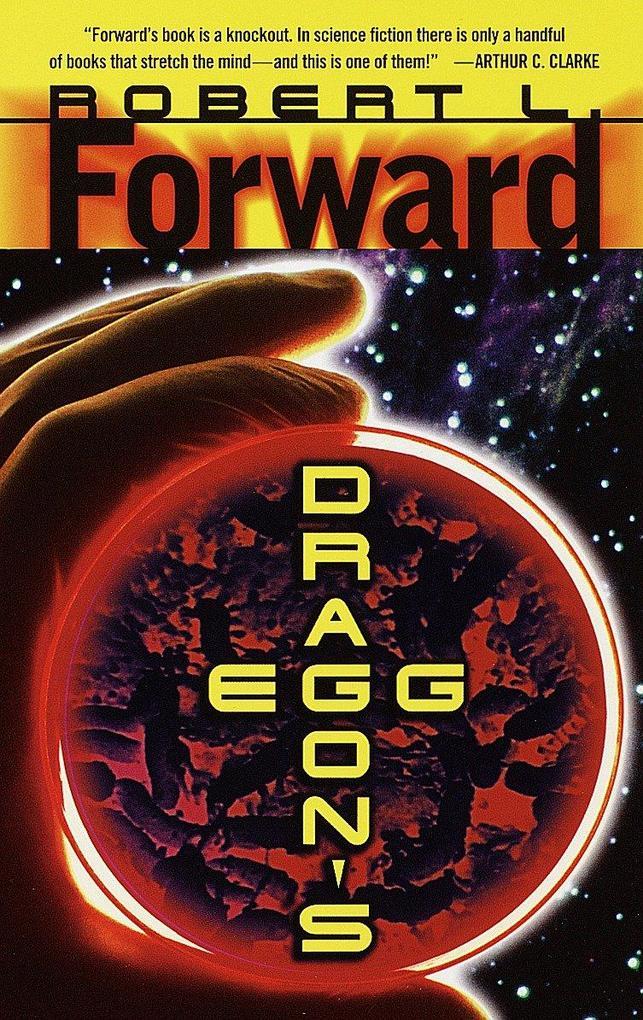 Dragons Egg als Taschenbuch