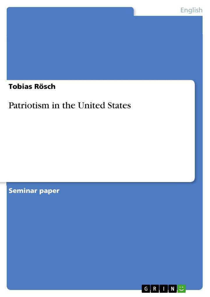 Patriotism in the United States als eBook Downl...