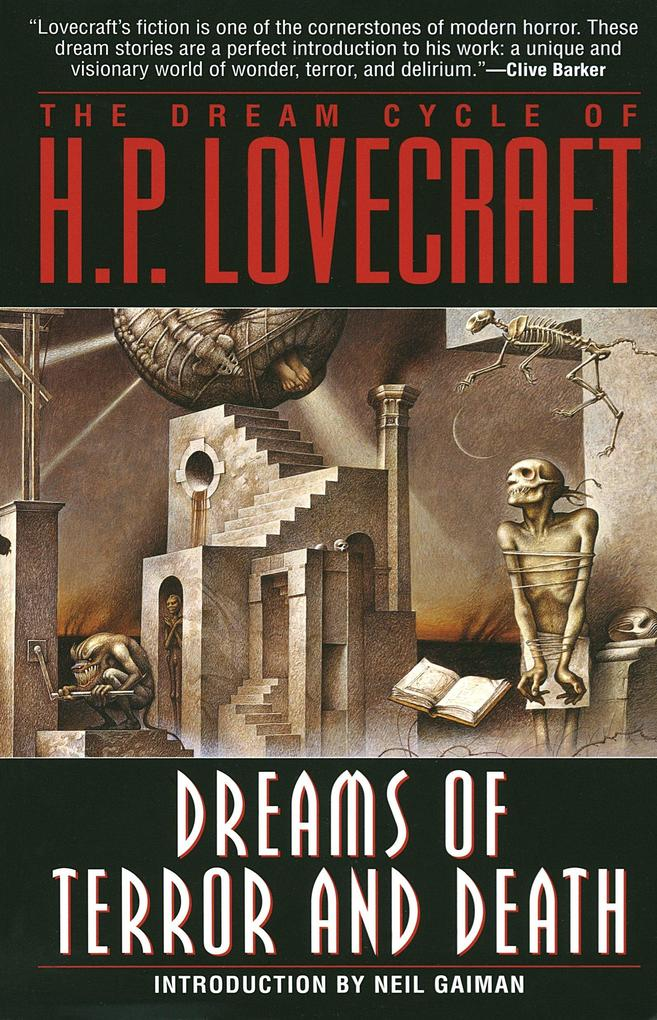 Dreams of Terror and Death: The Dream Cycle of H. P. Lovecraft als Taschenbuch